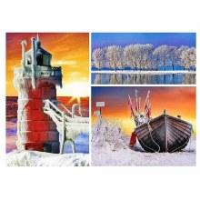 Casse-tête 500 mcx - L'hiver