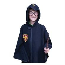 Manteau de magicien avec lunette (4-6ans)