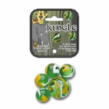 Assortiment de Billes - Jungle