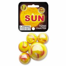Assortiment de Billes - Sun