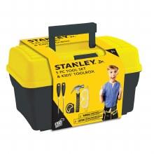 Stanley Jr. - Coffre 5 outils