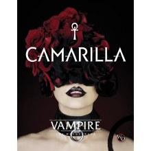 Vampire The Masquerade - Carmarilla (5ème éd.)