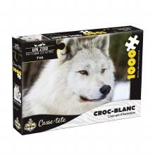Casse-tête 1000mcx - Croc-Blanc Loup