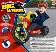 Big Wheel - Rouge