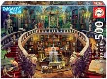 Casse-tête 500 mcx - Vieille bibliotheque