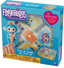 Jeu pop-up - Fingerlings