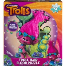 Casse-tête de plancher 49 mcx - Trolls