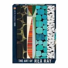 Casse-tête 1000 mcx - Art de Rex Ray - Affection