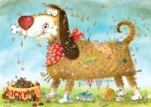 Casse-tête, 1000 mcx - Vie de chien