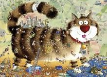 Casse-tête, 1000 mcx - Vie de chat