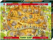 Casse-tête, 1000 mcx - Habitat africain
