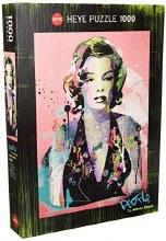 Casse-tête, 1000 mcx - Marilyn