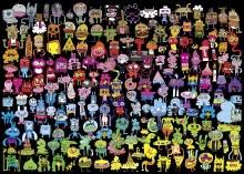 Casse-tête 1000 mcx - Doodle Rainbow