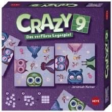 Casse-tête Crazy 9 - Hiboux