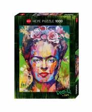 Casse-tête 1000 mcx - Frida People
