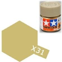 Peinture Tamiya - X-31 Titan Gold