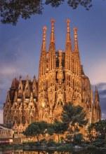Casse-tête 1000 mcx - Sagrada Familia