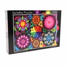 Casse-tête 1000 mcx - Frénésie de couleurs