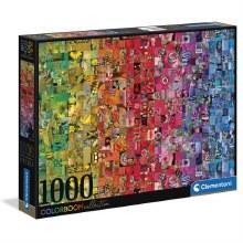 Casse-tête 1000 mcx - Collage