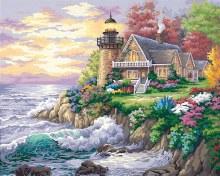Peinture à Numéros - Gardien de mer