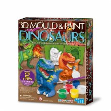 Mould and Paint Dinosaures