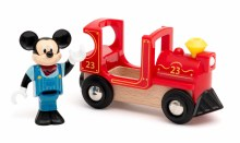 Mickey Mouse and Loco Disney