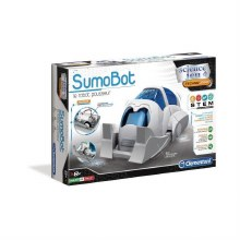SumoBot - Le robot pousseur