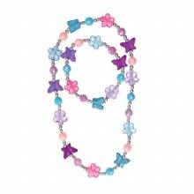 Collier & Bracelet - Papillon