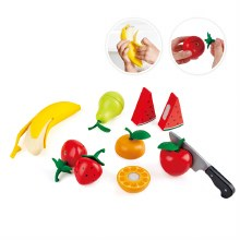 Ensemble de Fruits Santés