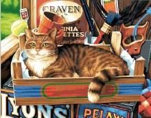 Peinture à Numéros - Pancartes de chat