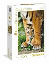 Casse-tête 500 mcx - Tigre du Bengale