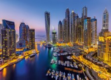 Casse-tête 1000 mcx - Dubai