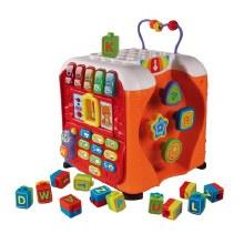 Cube d'activité Alphabet