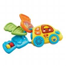 Beep & Go Baby Keys