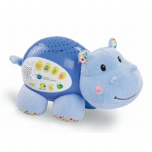Lil Critters - Soothing Starlight Hippo