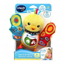 Adora-birdie Activity Rattle