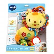 Crinkle & Roar Lion