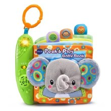 Peek & Play Baby Book