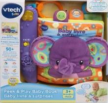 Baby livre à surprises