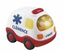 Tut Tut Bolides - Clémence, SOS Ambulance