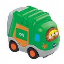 Tut Tut Bolides - Joël, le camion-poubelle