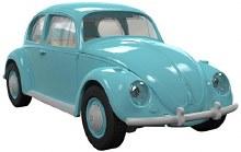 Airfix - Quickbuild - Volkswagen Beetle