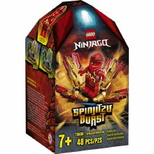 Ninjago - Spinjitsu Burst Kai