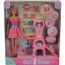 Steffi et ses chats