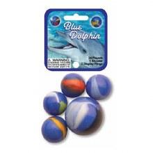 Assortiment de Billes - Blue Dolphin