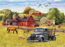 Casse-tête, 35mcx - Blue Truck Farm