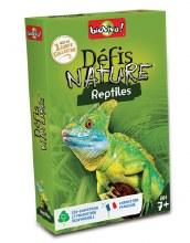 Défis Nature - Sur le straces des reptiles