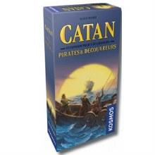 Catan - Extention Pirates & Découvreurs 5 à 6 joueurs (ext. Fr.)