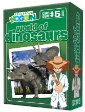 Professor Noggin - World of Dinosaurs