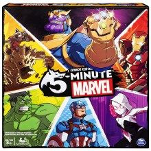 5 minutes Marvel (Fr.)